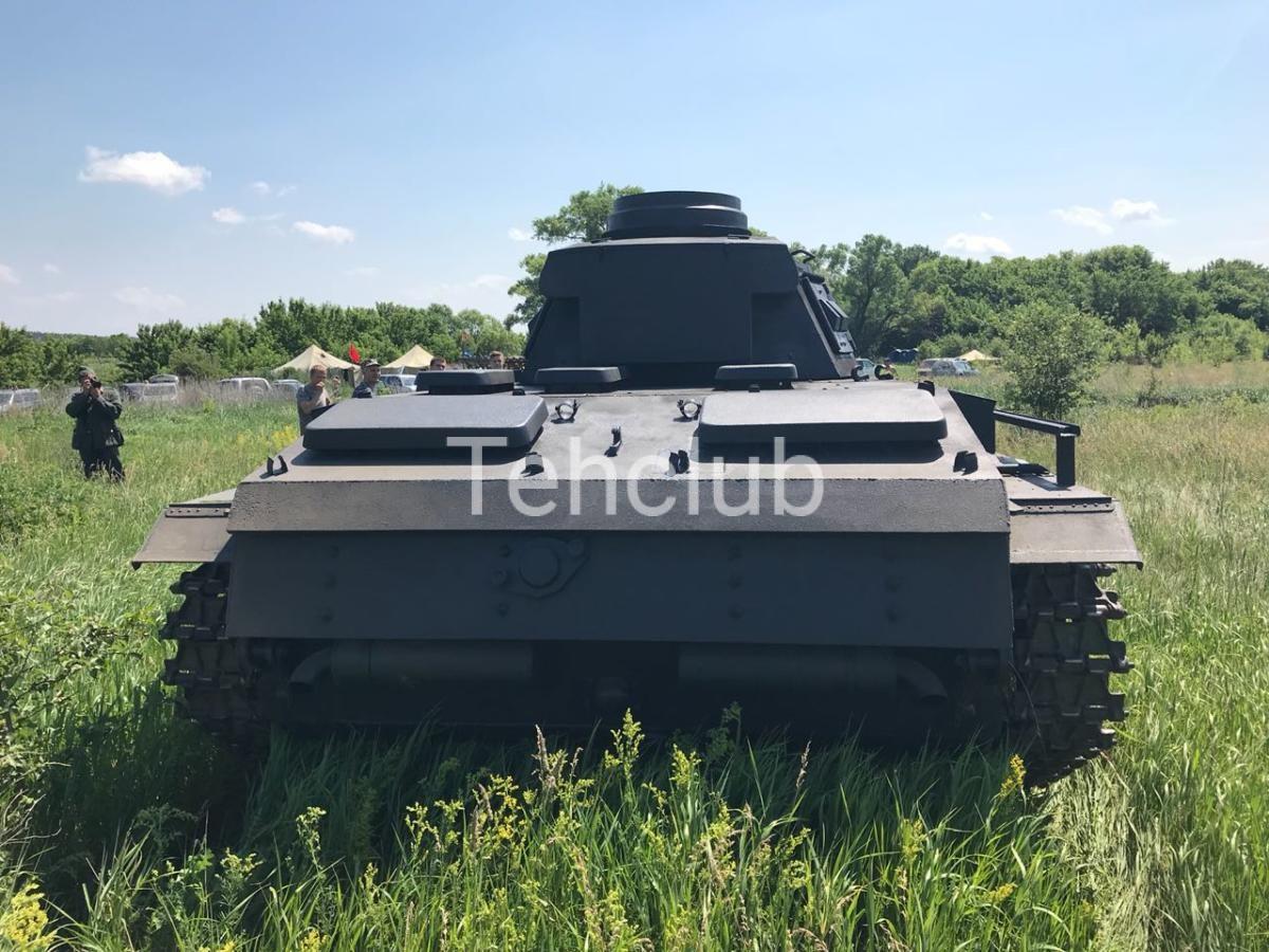 танк панцер 3