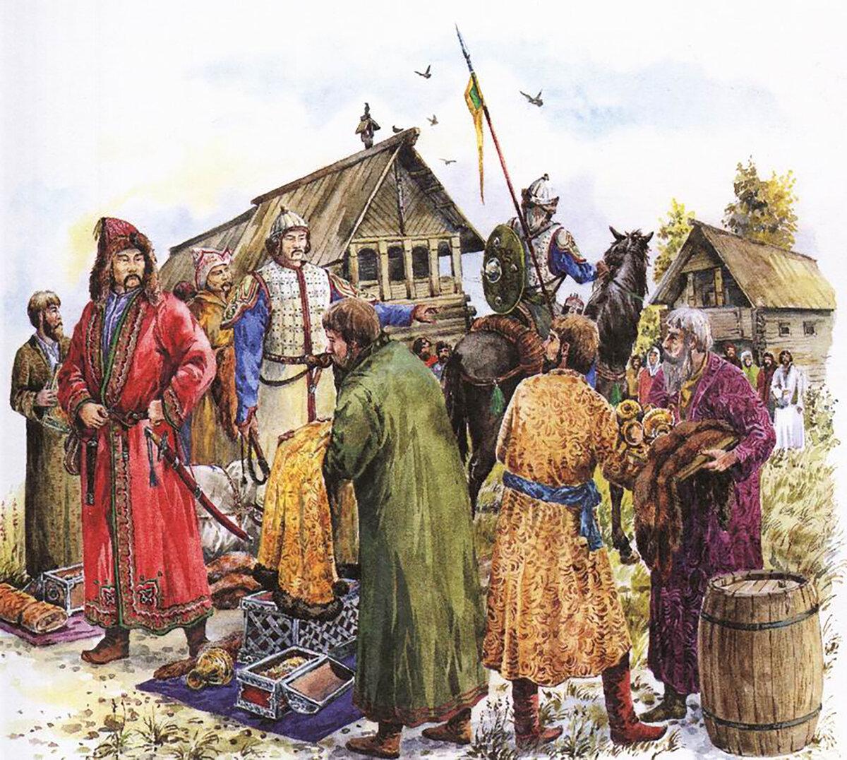 победа над татаро монгольским игом