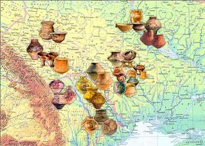 трипольская культура википедия