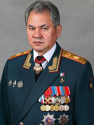 биография шойгу министра обороны