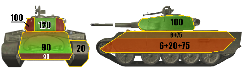 танк т 44 фото