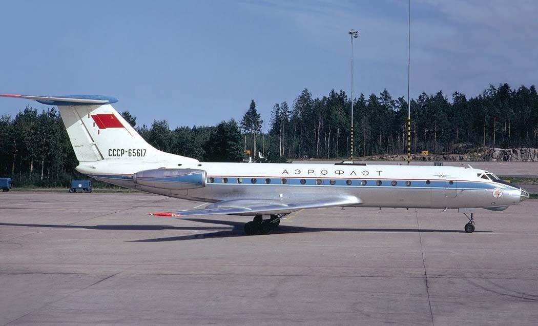 ту 134 самолет дьявола