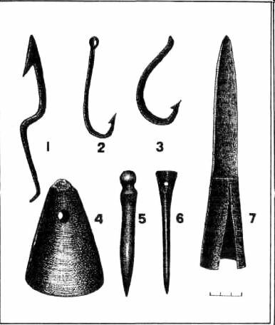 древнерусское оружие