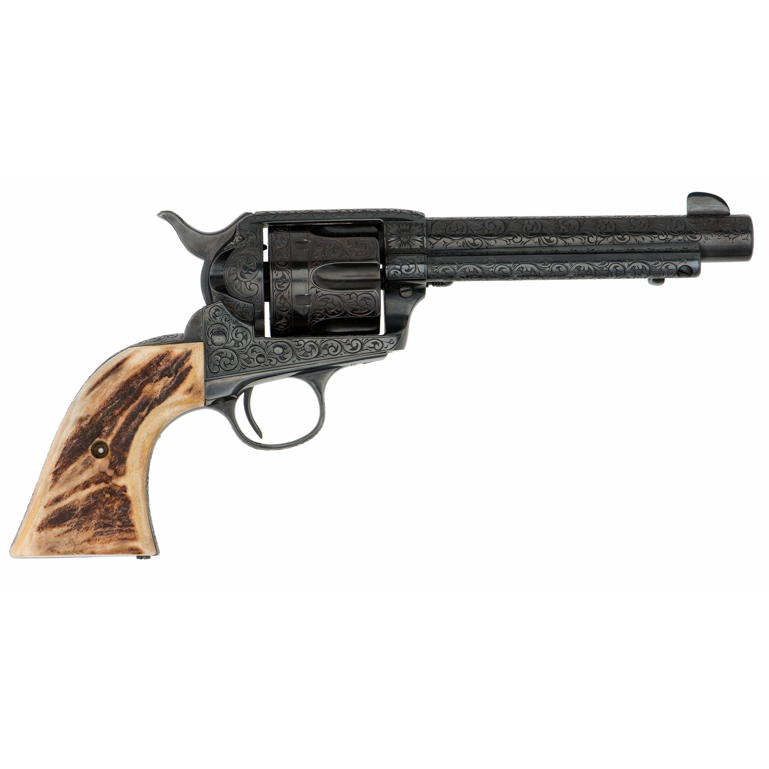 револьвер миротворец