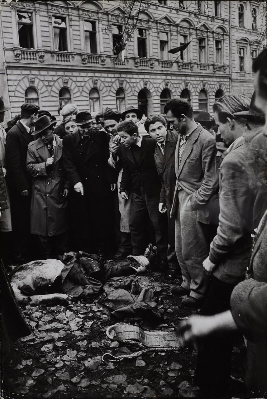венгерское восстание 1956 года