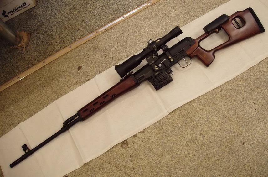 винтовки 308 калибра