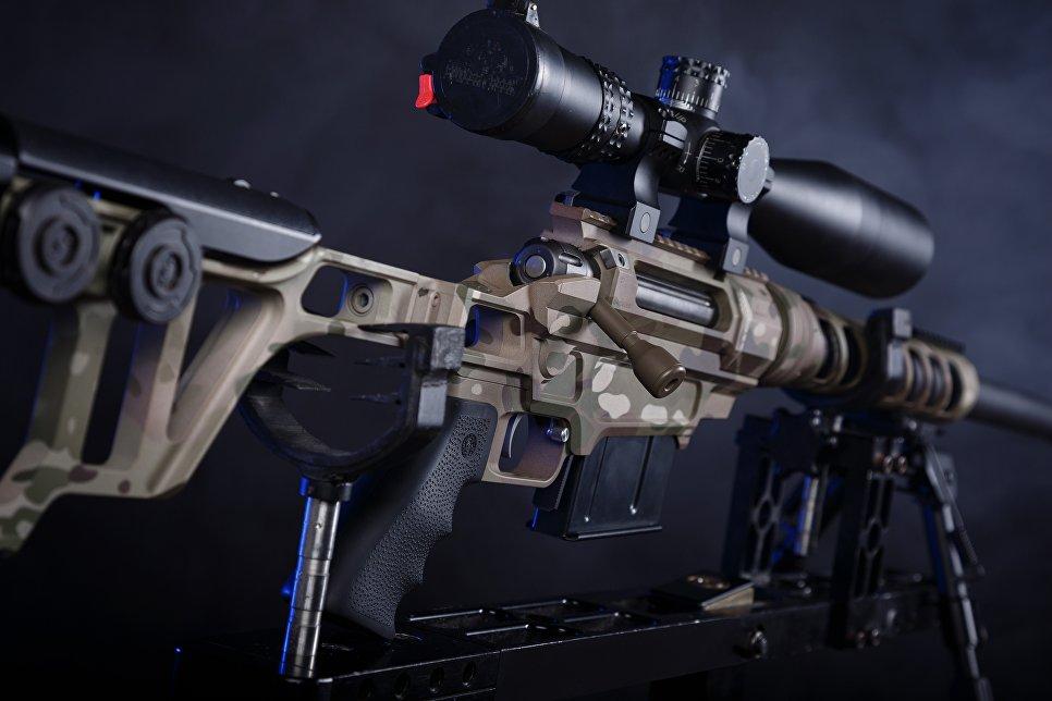 самая дальнобойная снайперская винтовка