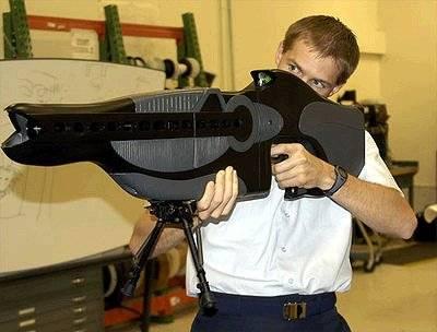 звуковая пушка