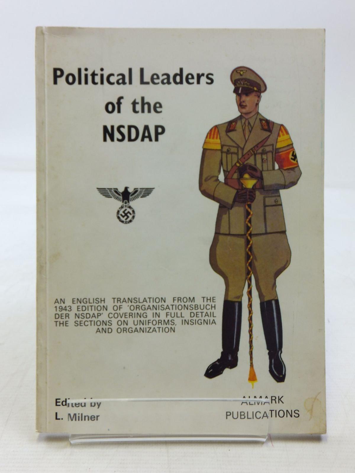 нацистская партия германии