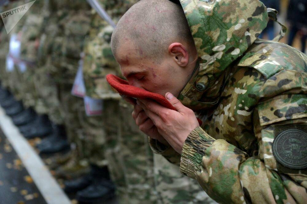 зеленые береты россия какие войска