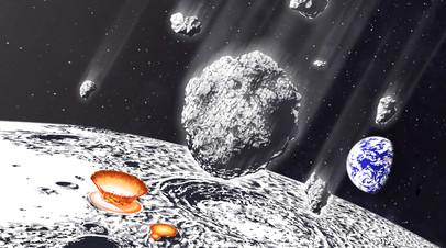 самые большие метеориты