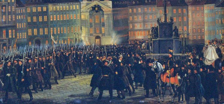 подавление венгерского восстания 1848 1849