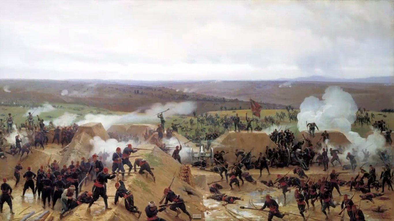 русско турецкая война кто победил