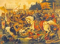 вторжение крестоносцев на русь
