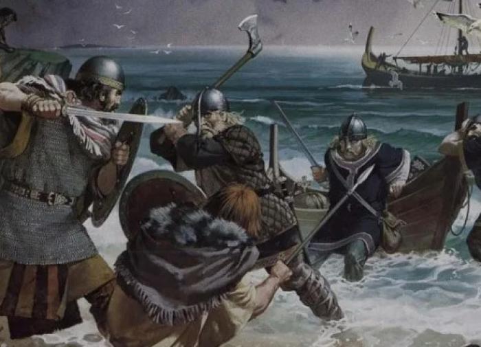 кто такие викинги краткое