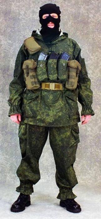 экипировка спецназа фсб