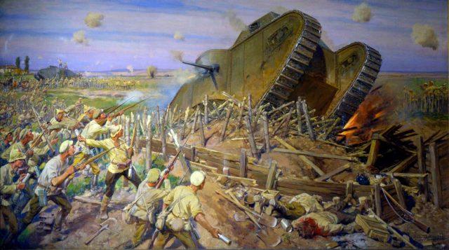 разгром войск врангеля в крыму год