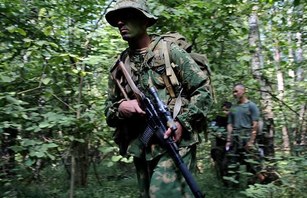 45 бригада спецназа вдв кубинка