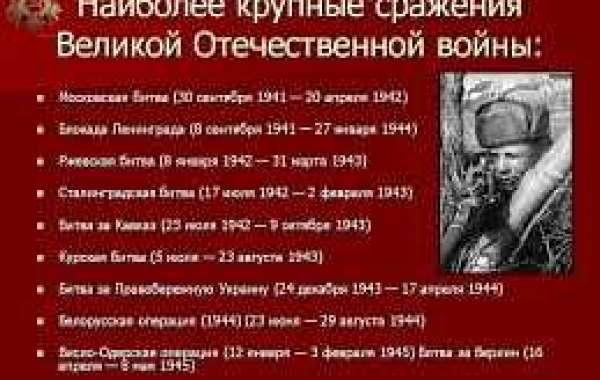 5 декабря 1941 года контрнаступление под москвой