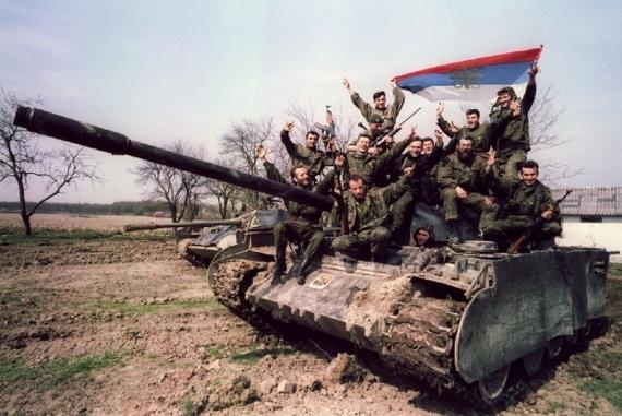 конфликт в сербии и косово