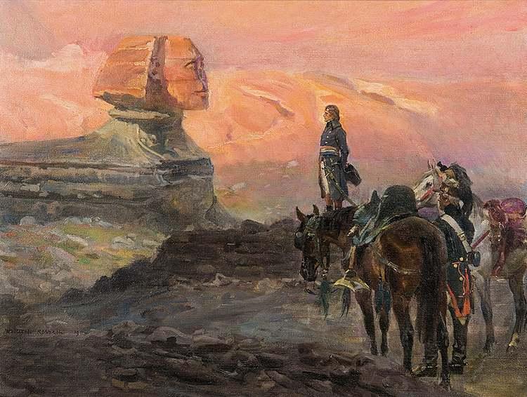 египетский поход наполеона бонапарта