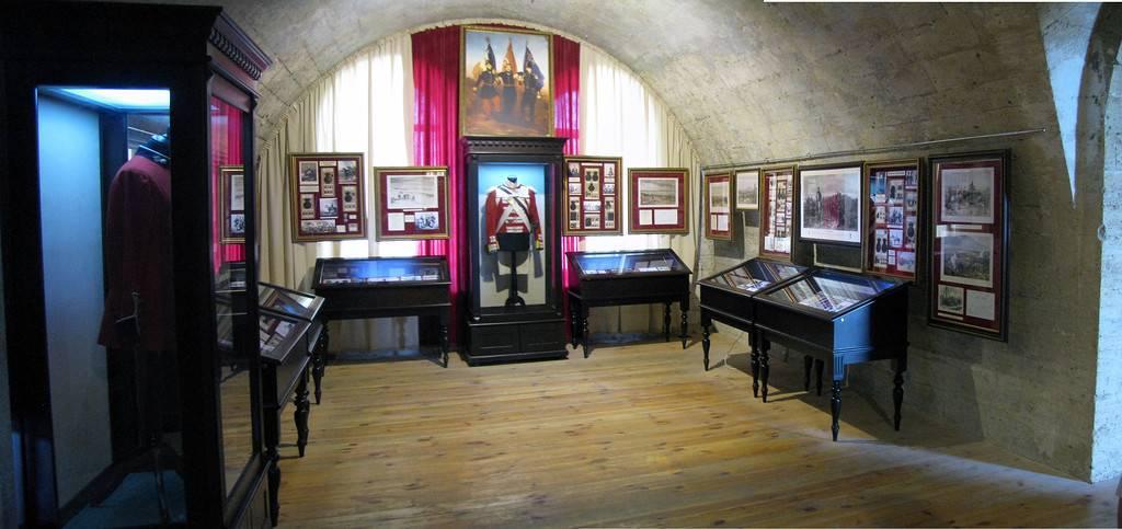 военно морской музей михайловская батарея