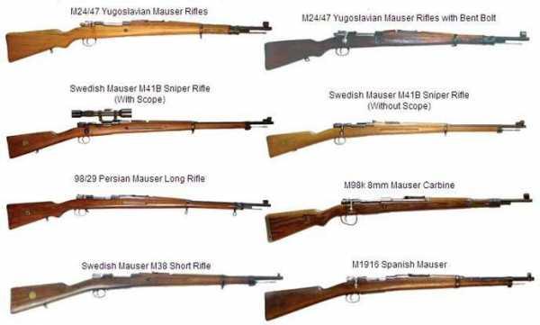 винтовка маузер к 98