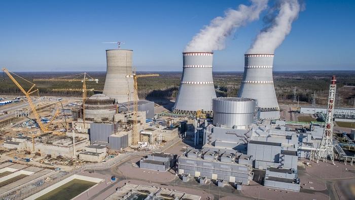ленинградская электростанция