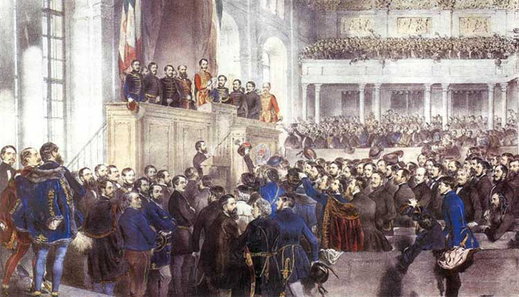 подавление революции в венгрии николай 1
