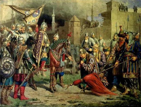 завоевание казани иваном грозным