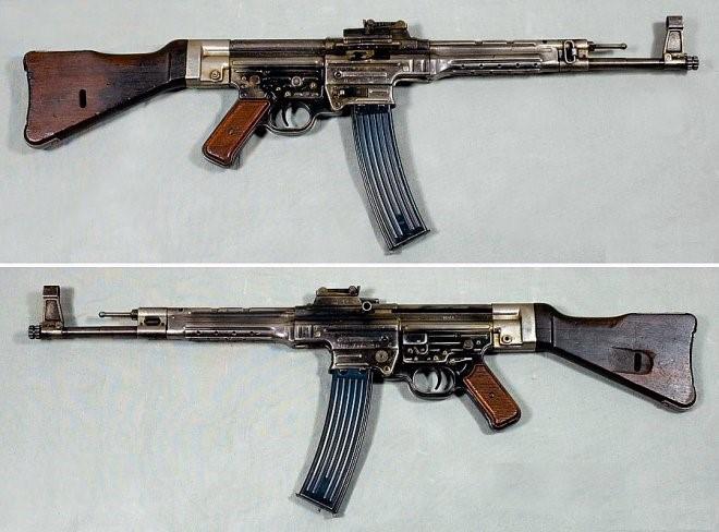 оружие второй мировой