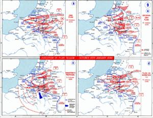 война во франции 1940