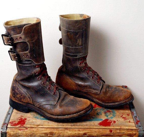 американские армейские ботинки