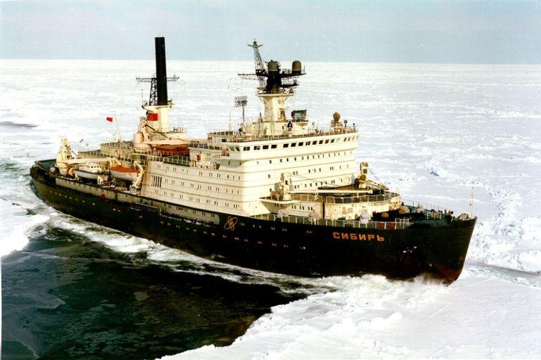 ледокольный флот россии