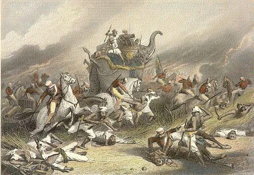 британская индия википедия