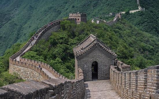 кто строил китайскую стену