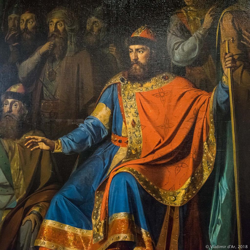 где крестился князь владимир в каком городе