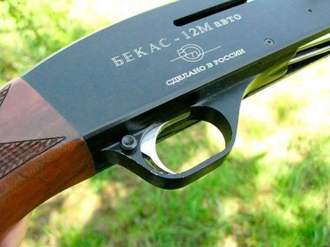 ружье бекас 12