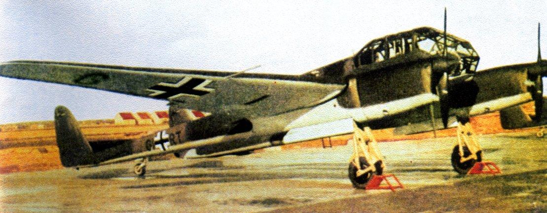 focke wulf fw 189 uhu