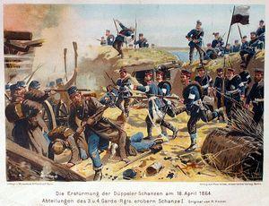прусско датская война