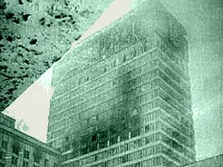 гостиница россия москва пожар