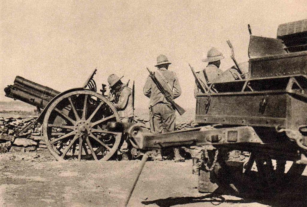итало эфиопская война 1935 1936
