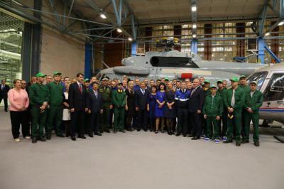 казанский вертолетный