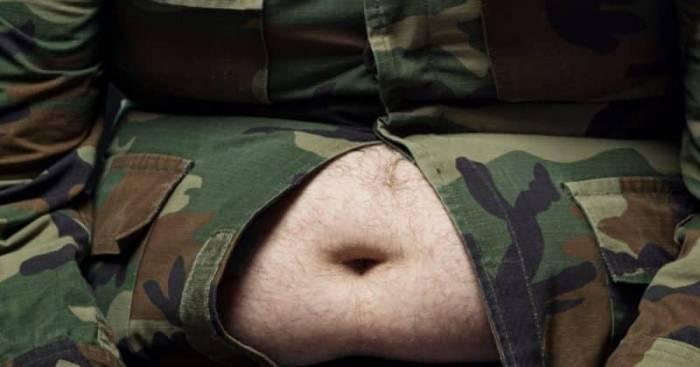 ожирение 2 степени у мужчин армия