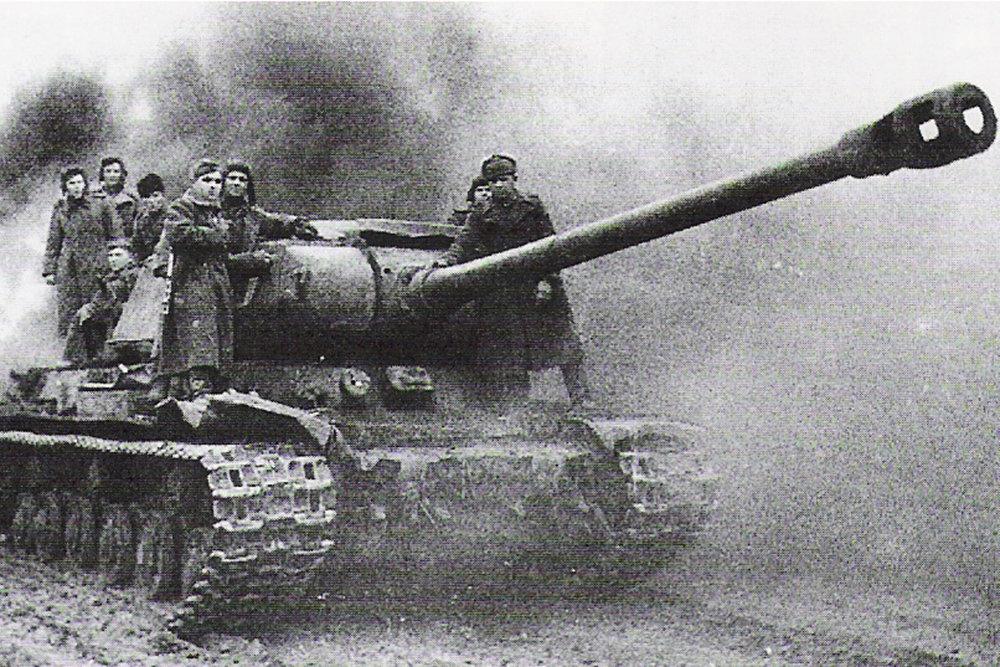 взятие будапешта 1945