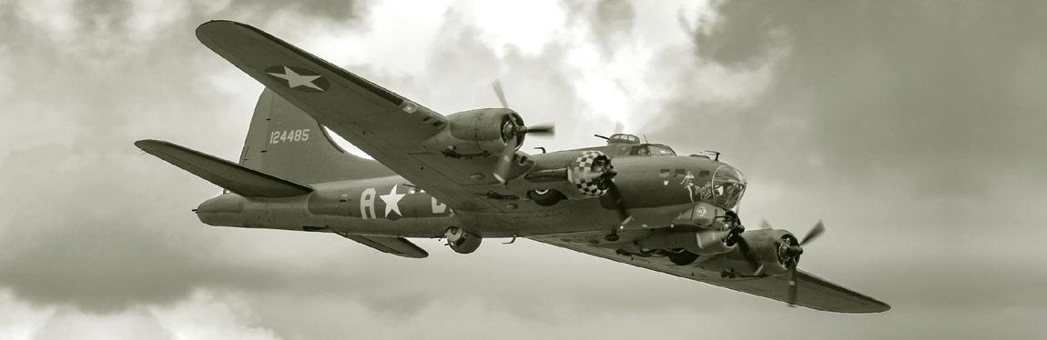 б17 самолет