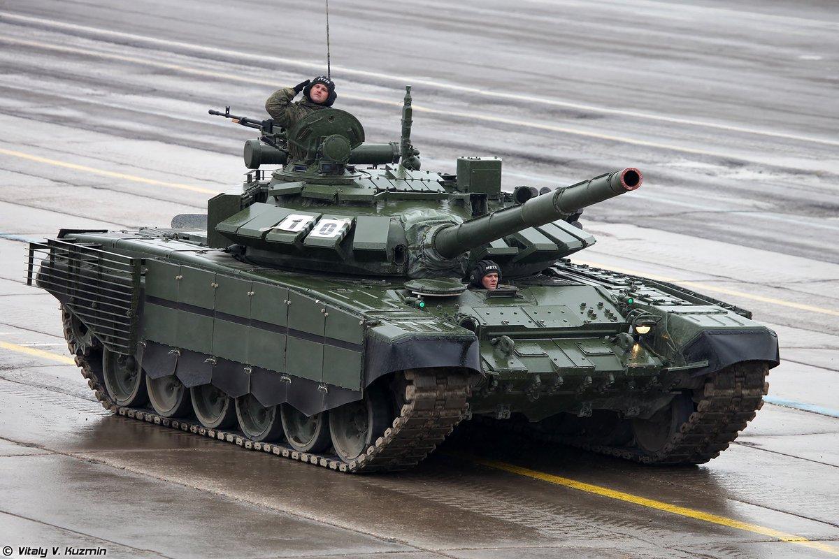 танк т 90мс