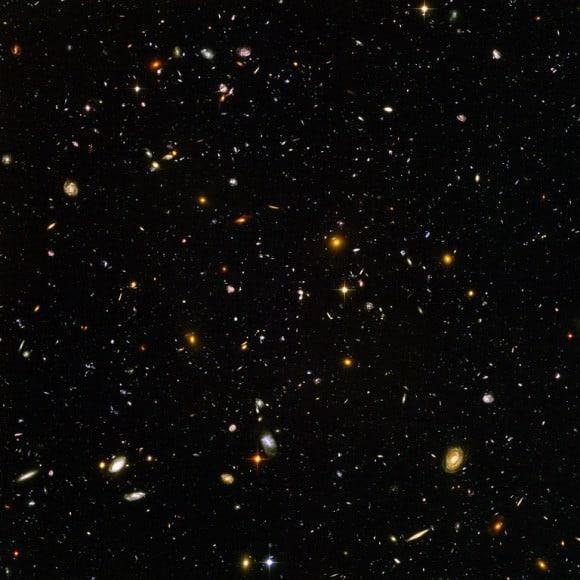 какие бывают галактики