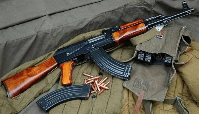 нож ак 47