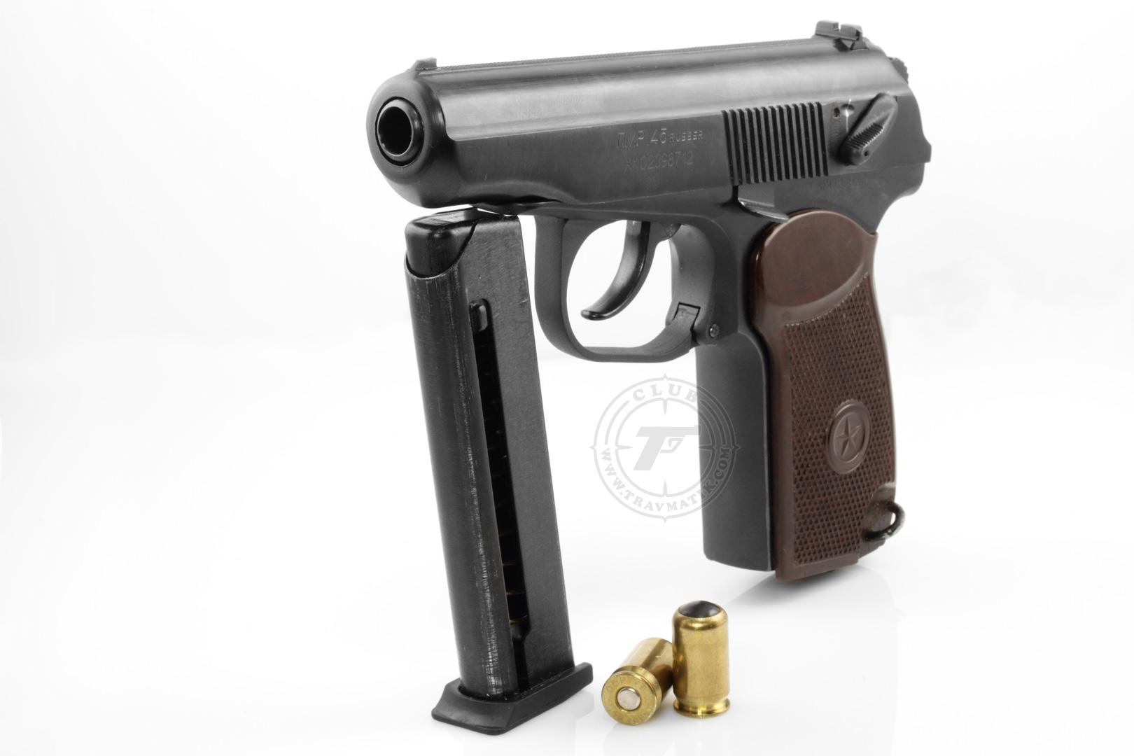 длина патрона пистолета макарова